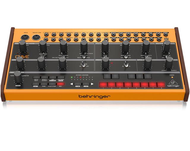 Keyboards Behringer CRAVE- Hàng chính hãng