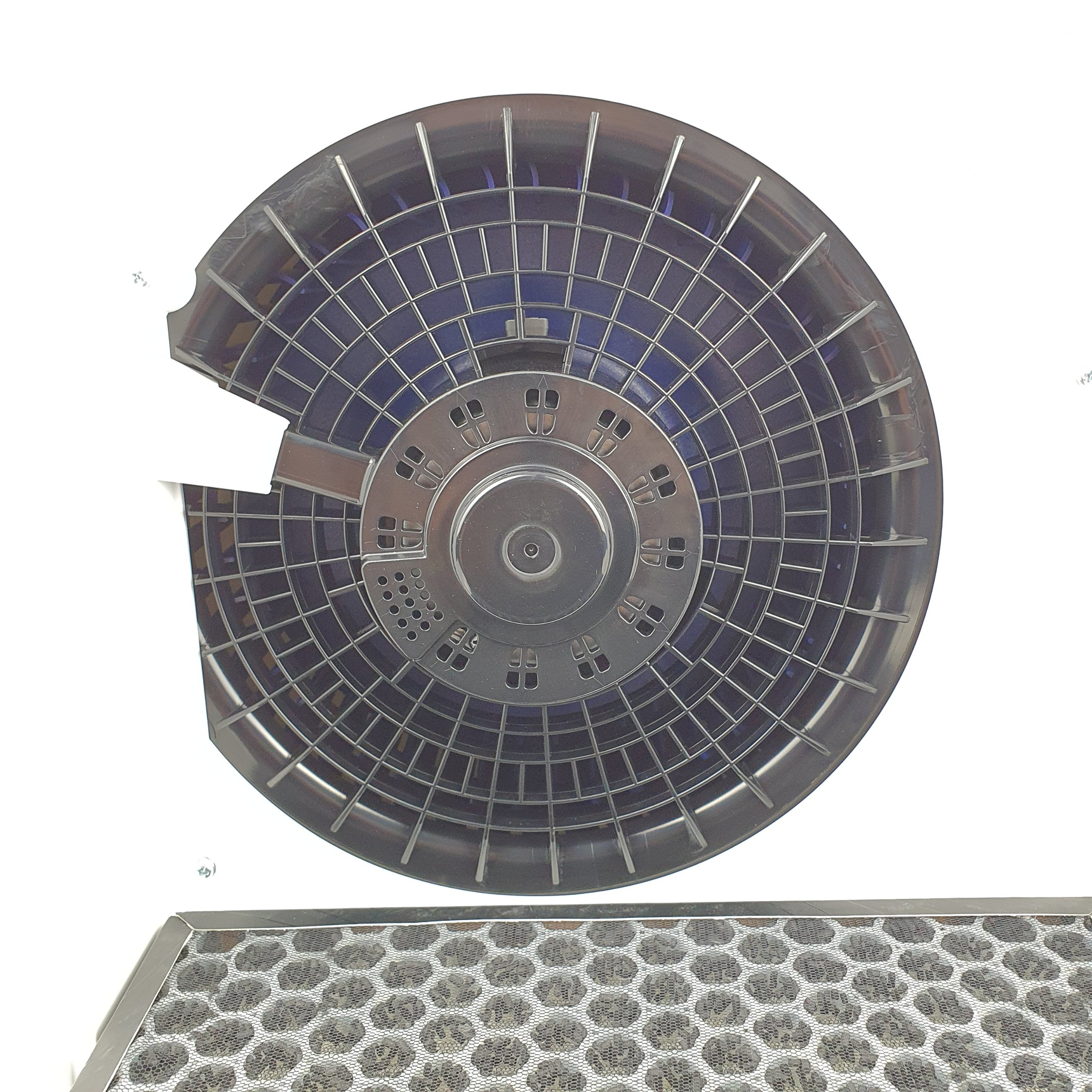 Máy Lọc Không Khí Midea MAP-350GS1 Lọc Bụi, Khói Thuốc, Ngăn Chặn Vi Khuẩn, Tạo Ion Âm Cho Diện Tích 28-43 m² -Hàng Chính Hãng