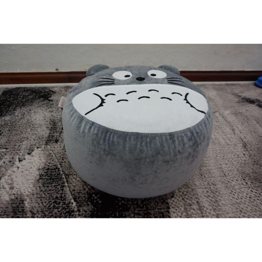 Ghế lười hình trụ Totoro