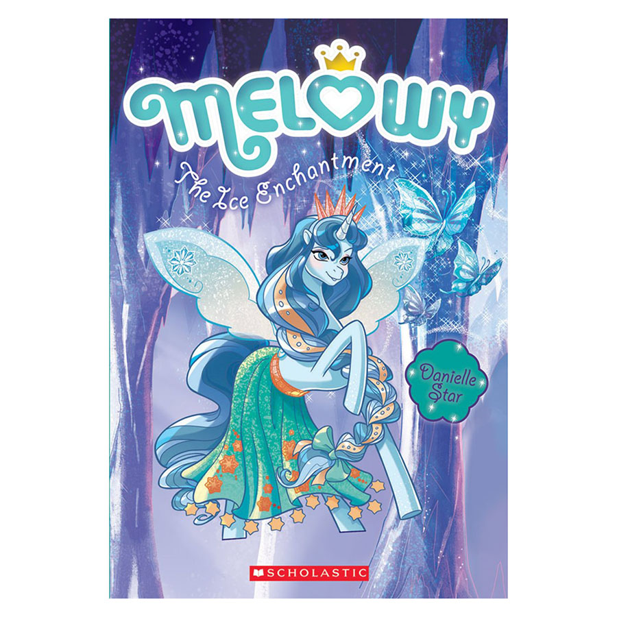 Melowy Book 4:The Ice Enchantment