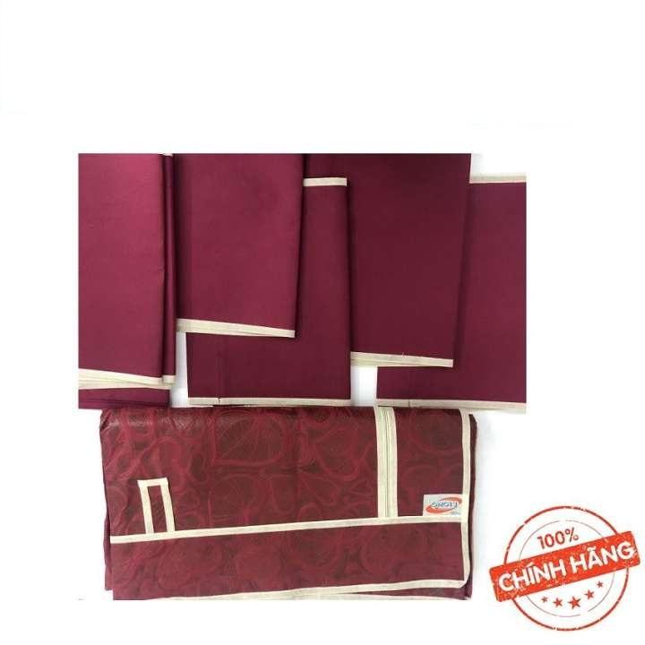 Bao Áo Tủ Vải Thanh Long 15 TLBA15 Không bao gồm khung sắt dùng để thay thế cho bao áo tủ bị rách, hỏng ( GIAO MÀU NGẪU NHIÊN)