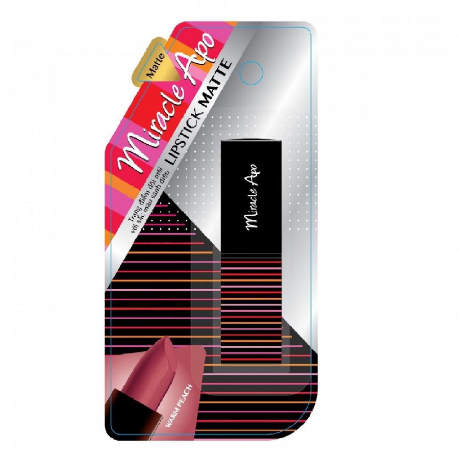 Son lì Miracle Apo Lipstick Matte 4g