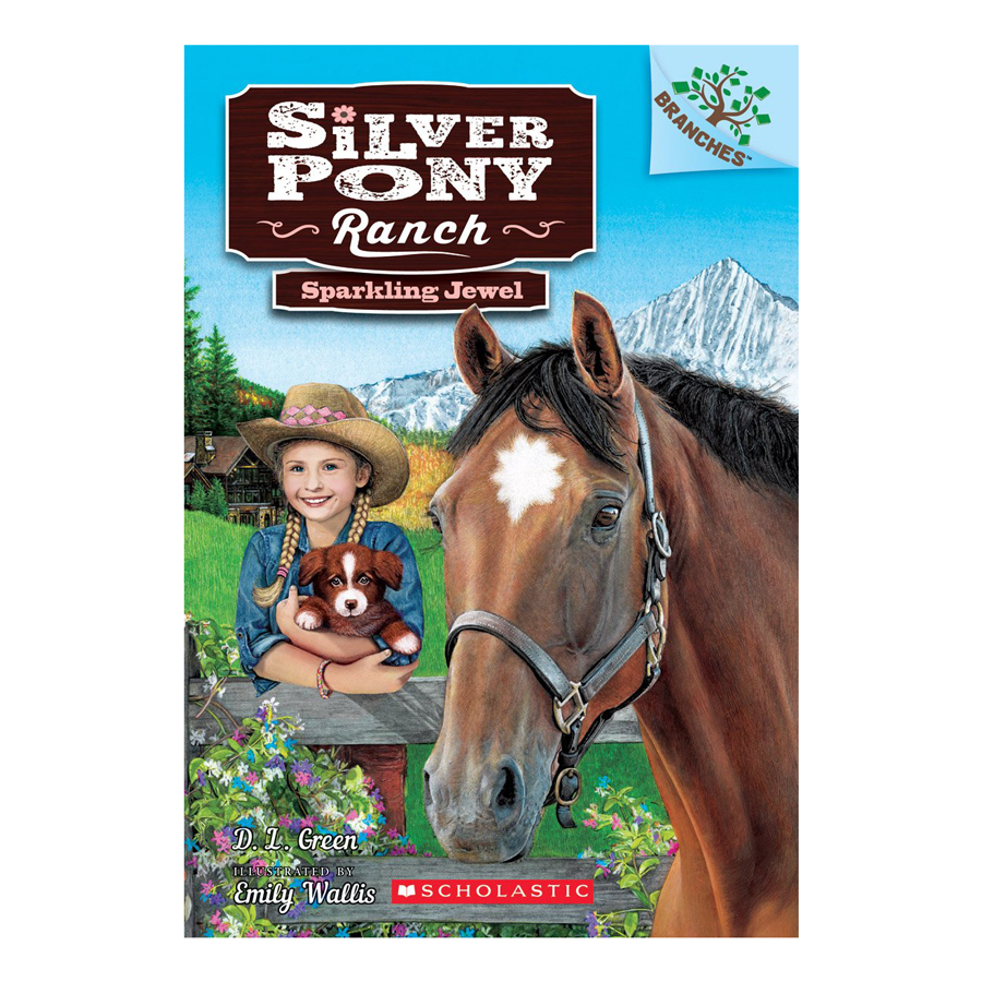 Silver Pony Ranch Book 1: Sparkling Jewel