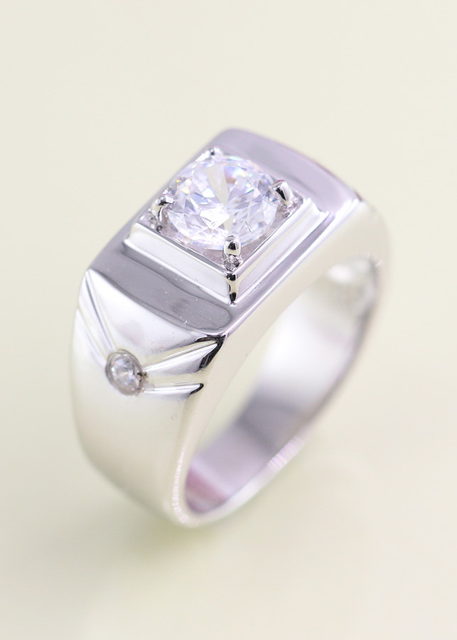 Nhẫn bạc nam đẹp, đơn giản NNA0075 - 19 - 23387958 , 5421983897206 , 62_14846609 , 550000 , Nhan-bac-nam-dep-don-gian-NNA0075-19-62_14846609 , tiki.vn , Nhẫn bạc nam đẹp, đơn giản NNA0075 - 19