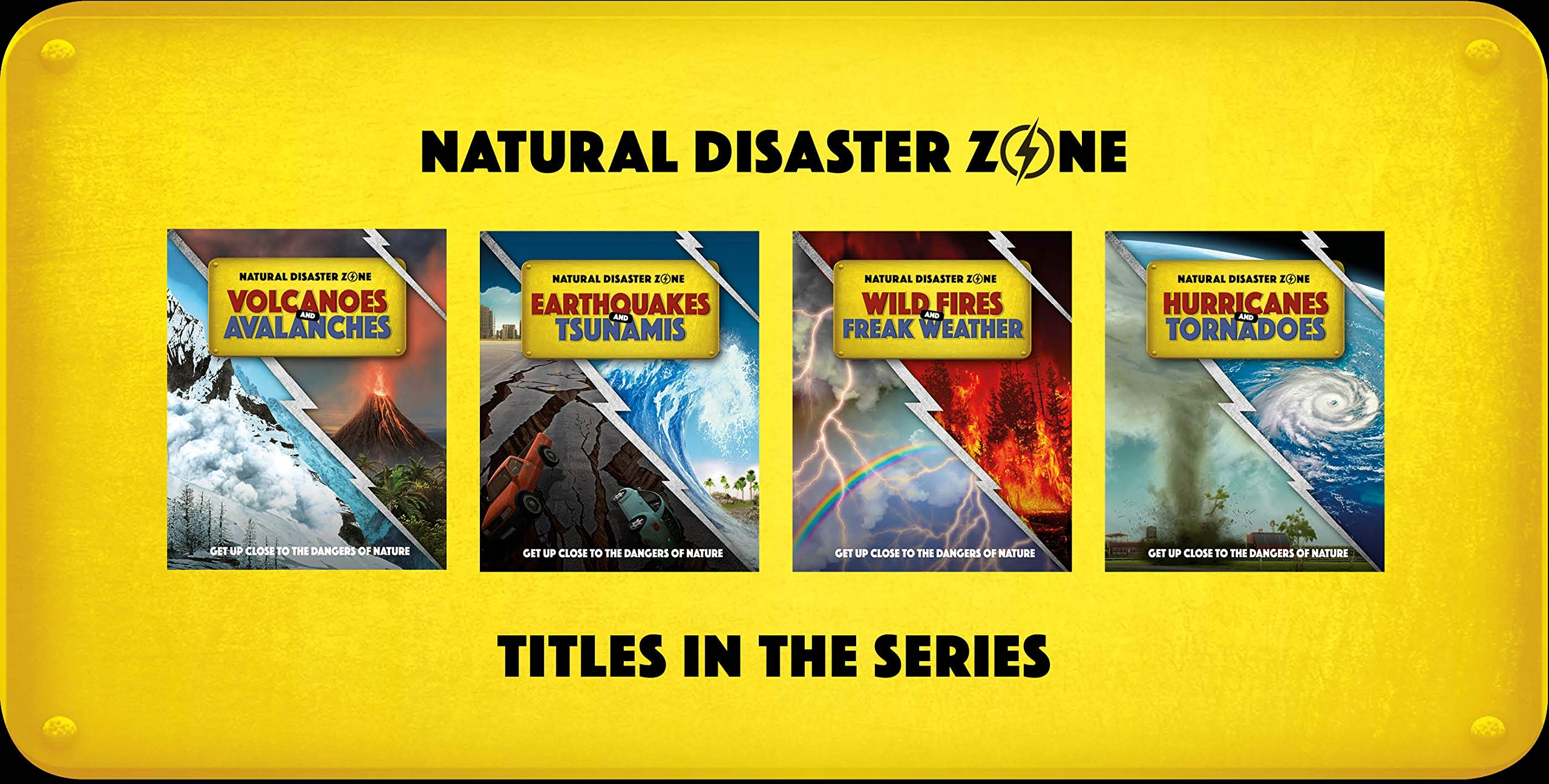 Hurricanes and Tornadoes (Natural Disaster Zone)