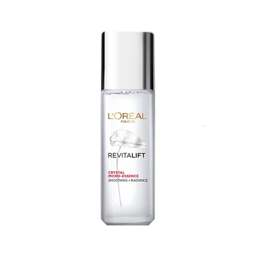 Bộ sản phẩm làm sạch, chống nắng dưỡng ẩm da căng mướt L'Oreal Paris (MCL 400ml,UV Aqua,ME 22ml,WP day cream 20ml,Headband)