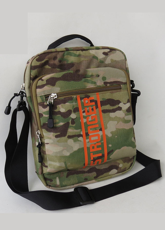 Túi đeo chéo, đeo vai đựng Ipad thời trang nam cao cấp - Stronger Bag