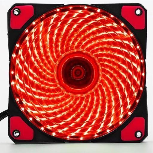 Fan Case 12cm- LED 33 Bóng(xanh, đỏ)