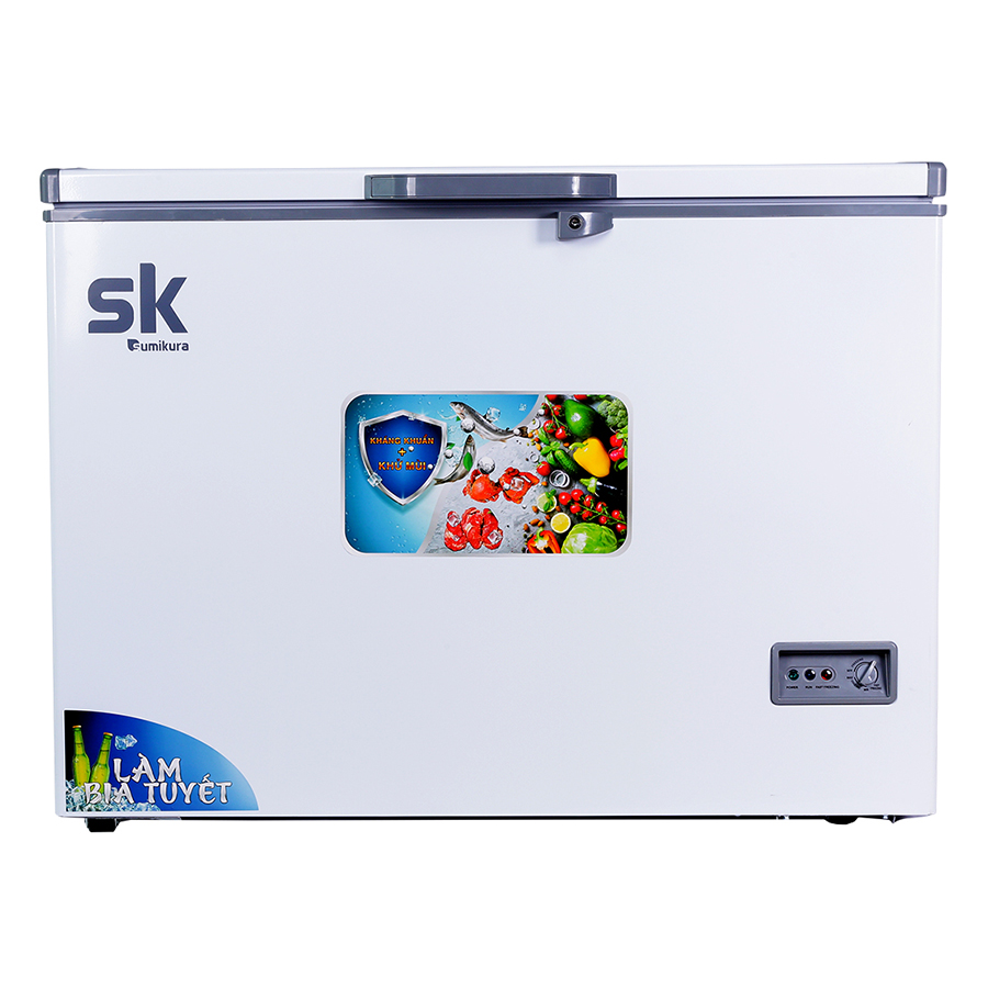 Tủ Đông 1 Ngăn Sumikura SKF-400S (400L) - Hàng chính hãng