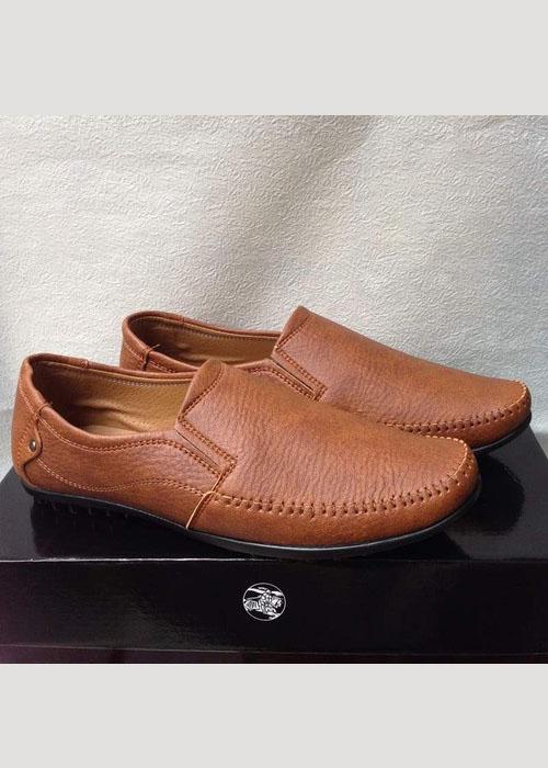 Giày lười nam thời trang phong cách mới-AT027