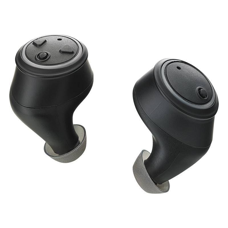 Tai Nghe True Wireless Rapoo VM600 Black - Hàng Chính Hãng