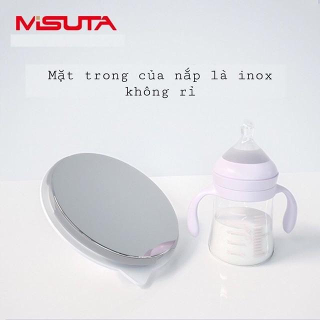 Bình đun nước pha sữa đa năng- ấm đun nước giữ nhiệt điều chỉnh nhiêt độ, xoay 360 độ mẫu mới