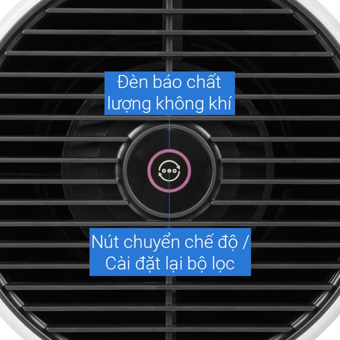 Máy Lọc Không Khí Philips AC0820/10(Diện tích sử dung 49m2 ) – Hàng Chính Hãng