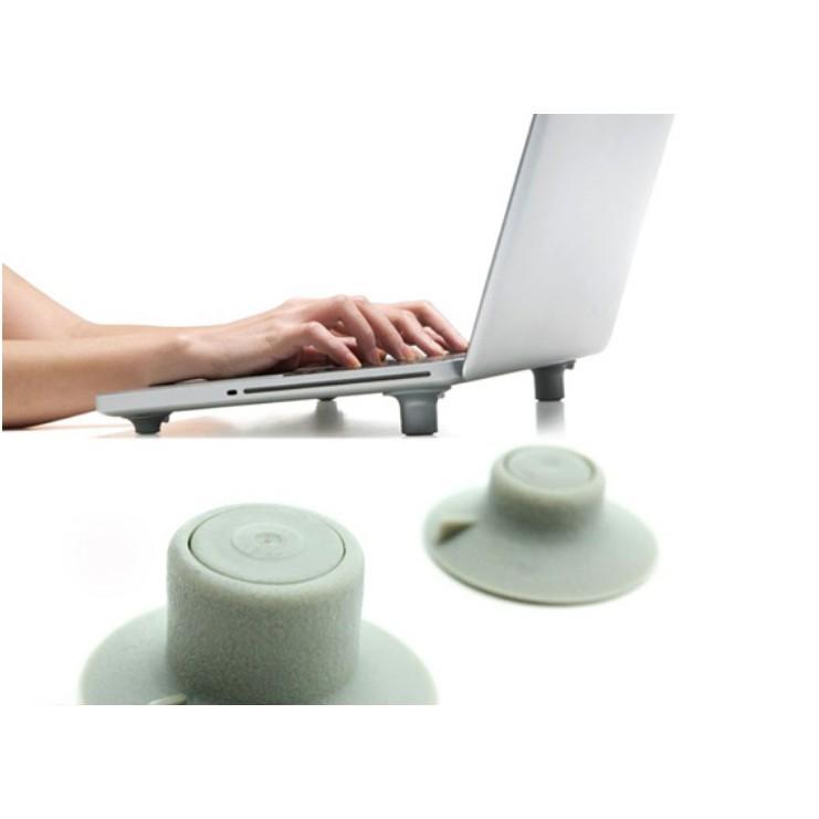 Combo 3 bộ chân đế tản nhiệt laptop Cool Feet độc đáo