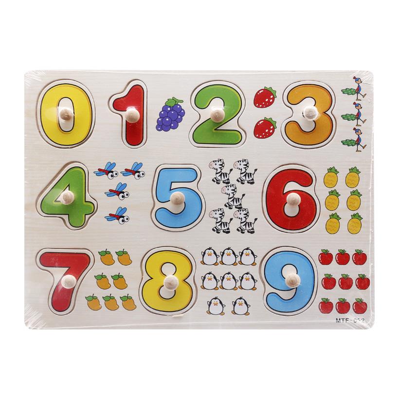Combo 4 bảng học có núm cầm cho bé