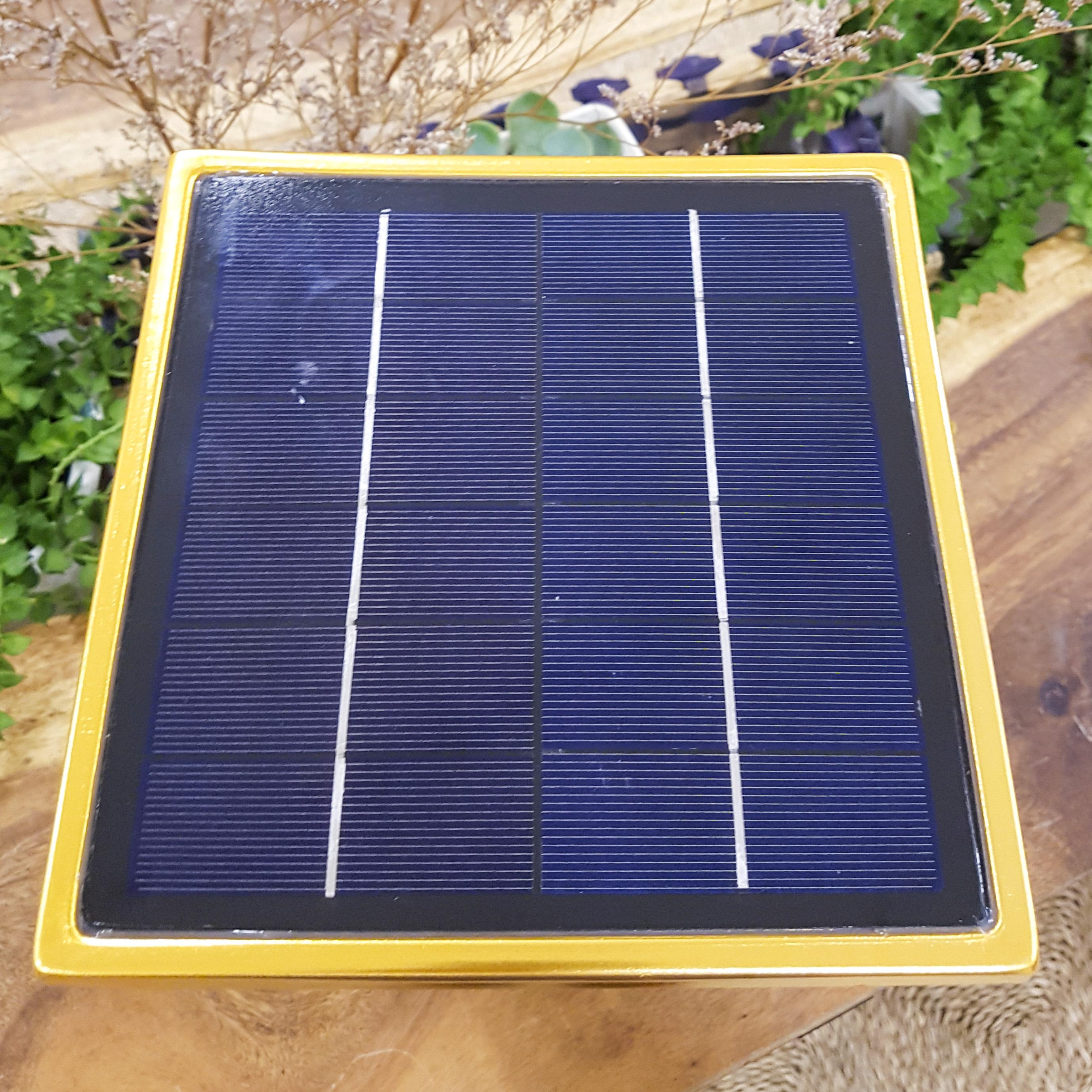 Đèn trụ sân vườn năng lượng mặt trời GIVASOLAR GV-GDL212