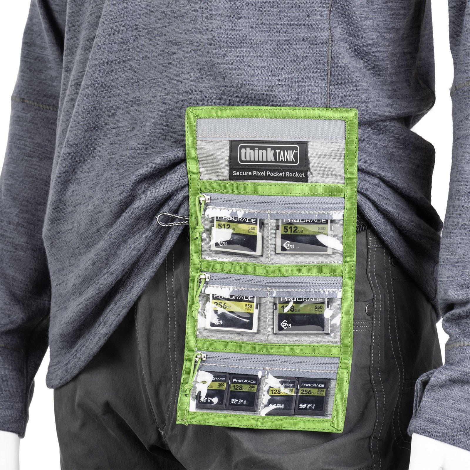 Ví đựng thẻ nhớ Think Tank Secure Pixel Pocket Rocket - Hàng chính hãng |  Digiworldhanoi | Tiki