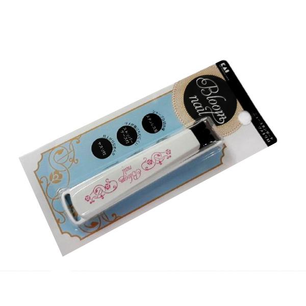 Bấm móng tay inox mẫu hoa văn KAI nội địa Nhật Bản