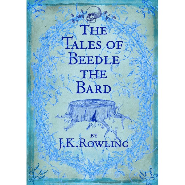Harry Potter: The Tales Of Beedle The Bard (Paperback) Những chuyển kể của Beedle người hát rong (English Book)