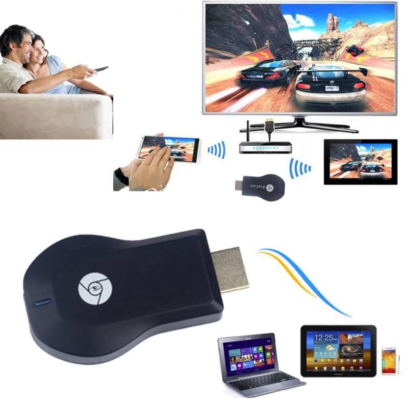 Thiết bị HDMI không dây Thiết bị hỗ trợ kết nối Smart Phone với Tivi siêu nhanh