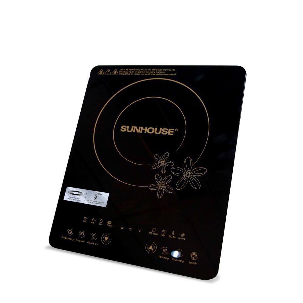 Bếp điện từ cảm ứng SUNHOUSE SHD6800 (kèm lẩu) hàng chính hãng