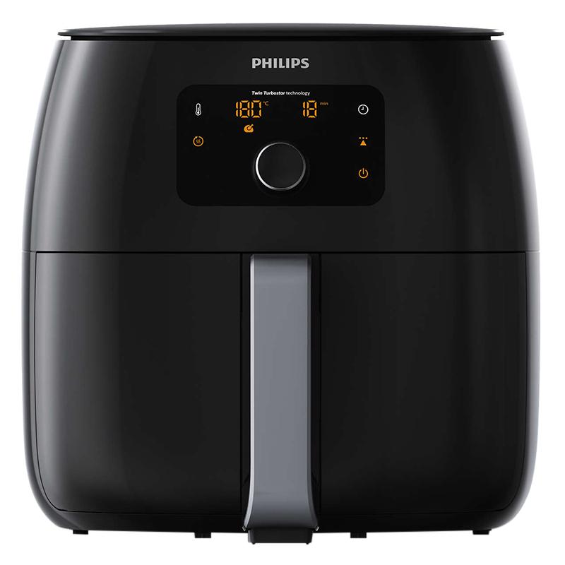 Nồi Chiên Không Dầu Điện Tử Philips HD965091 XXL 1.4kg - Hàng Chính Hãng