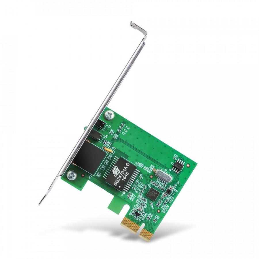 Card Mạng TP-LINK TG-3468 Gigabit PCI Express - Hàng Chính Hãng