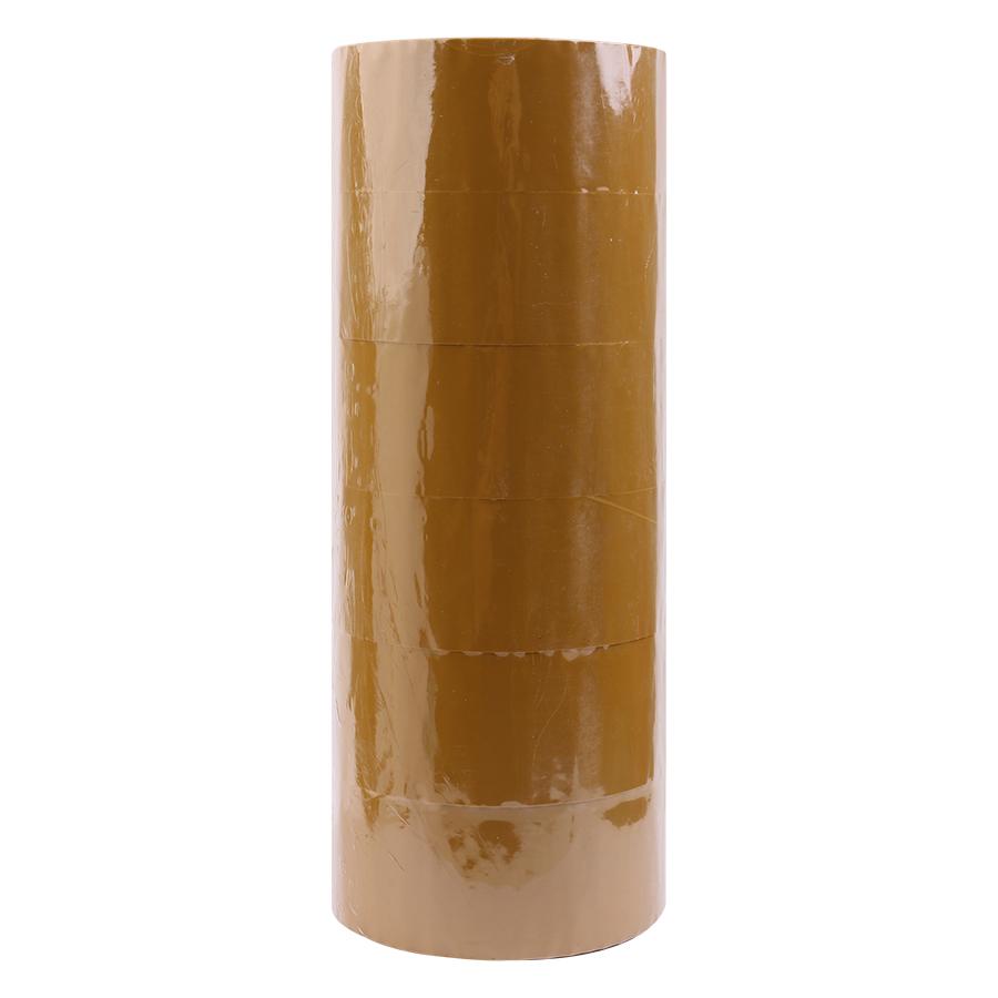 Lốc 6 Cuộn Băng Keo Đục (100 yard x 5cm)