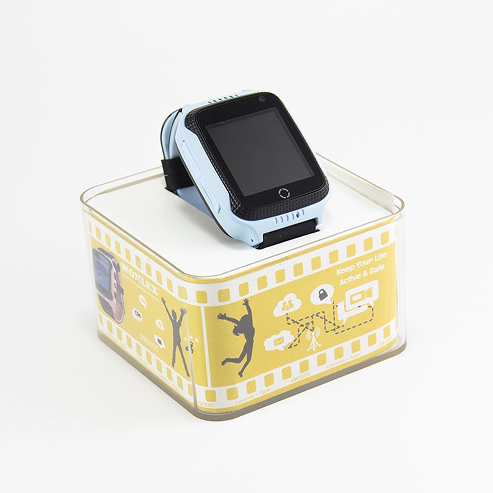 Đồng hồ thông minh Wonlex GW500S - Nghe gọi - Định vị GPS, camera - Hàng chính hãng