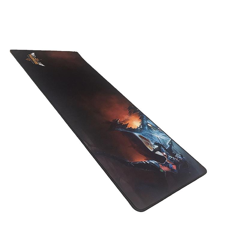 [TẤM LÓT CHUỘT] Miếng lót chuột siêu lớn (30x78) cho game thủ - Lót chuột và bàn phím - Giao màu ngẫu nhiên