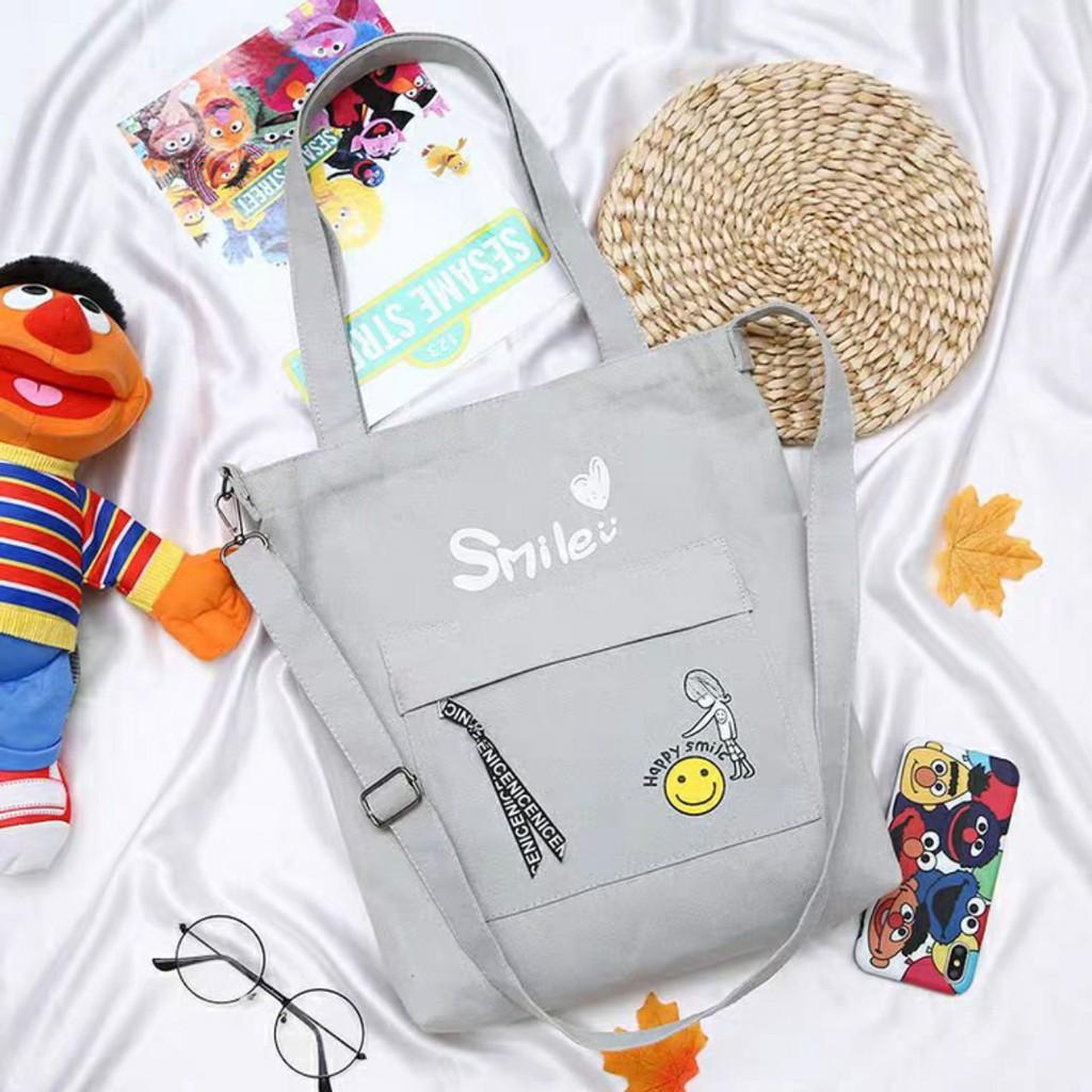Túi tote Happy Smile Opti OTTT22
