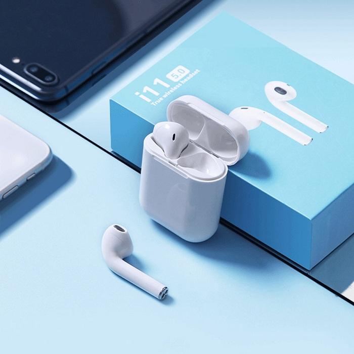 Tai nghe Bluetooth thời trang i11 TWS