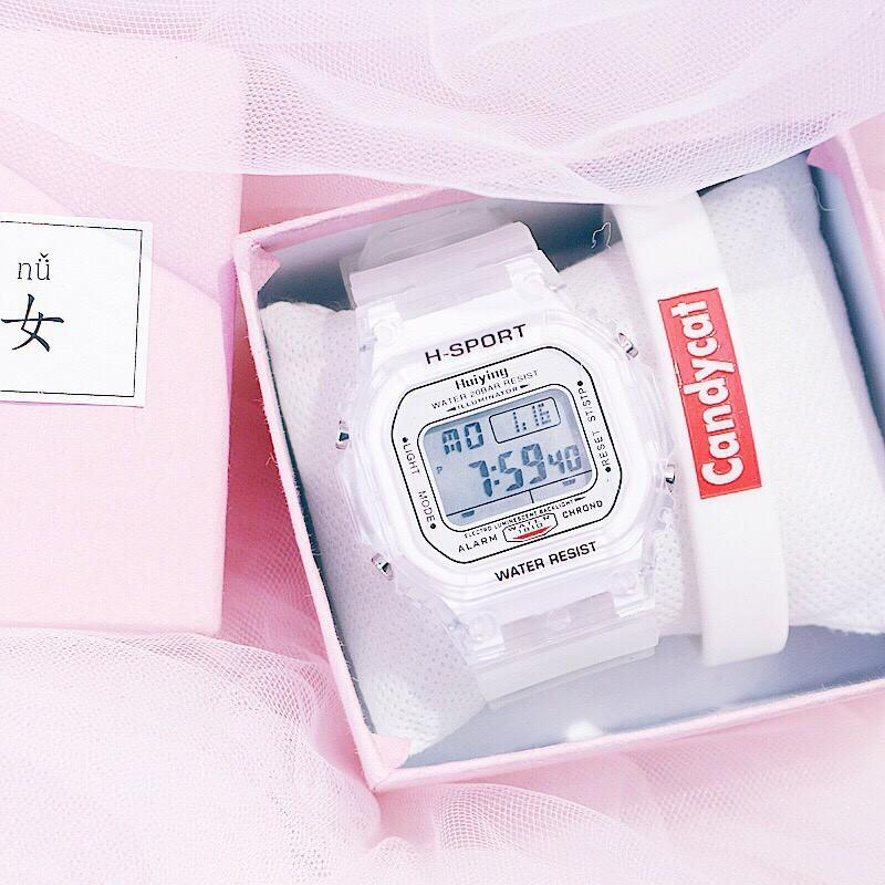 Đồng hồ điện tử nam nữ H - sport mẫu mới  K999