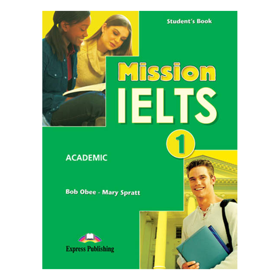 Mission IELTS 1 Academic Workbook With Audio CD