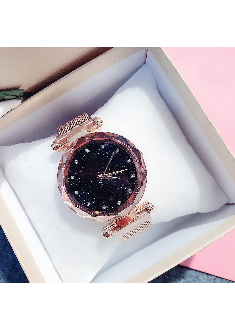 Đồng hồ thời trang nữ dây lưới nam châm thời trang cao cấp sành điệu ZO19