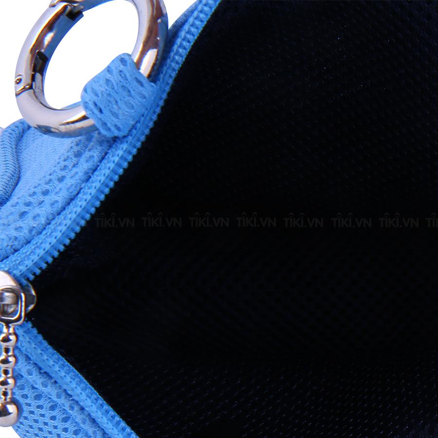Túi Xách Chữ U U & Yaby - 039/1 (17cm) - Xanh Biển