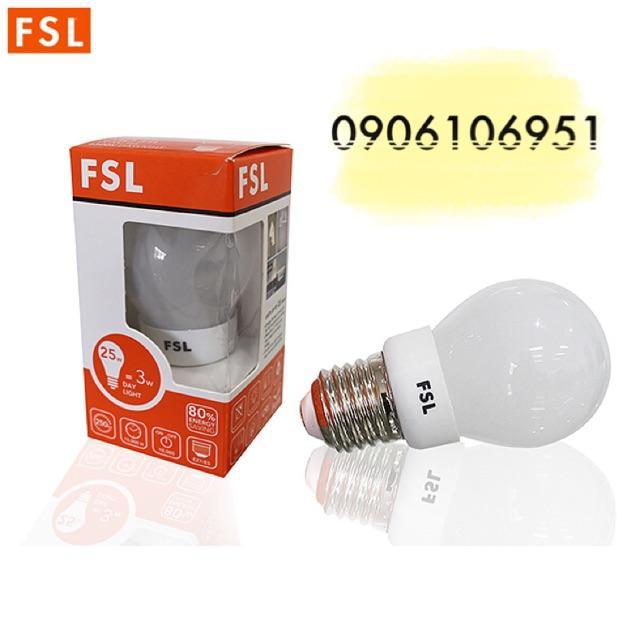 Bóng đèn FSL 3W