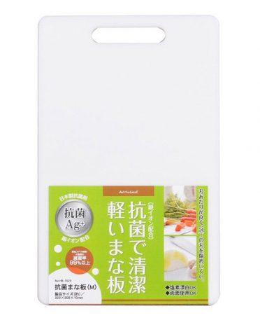 Thớt nhựa kháng khuẩn độ dày 1cm nội địa Nhật Bản