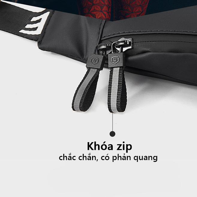 Túi đeo thời trang thể thao cho nam nữ Rhino B403 dùng khi chạy bộ, đạp xe, leo núi hoặc chơi các môn thể thao khác, vải không thấm nước chất lượng cao chính hãng Rhino Store