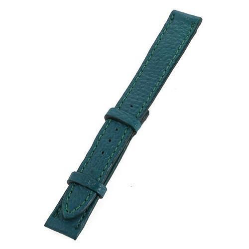 HP8101-02-03-04 - Dây đồng hồ Huy Hoàng da bò size 12, 14 màu đen, nâu đất, xanh lá, nâu đỏ