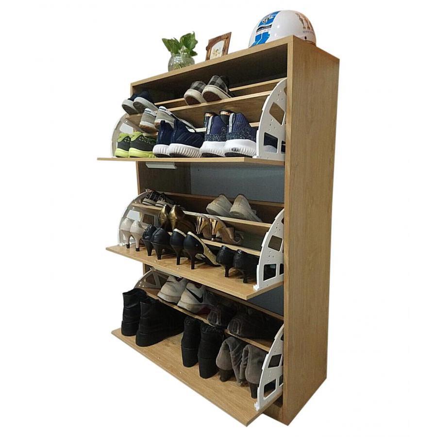 Tủ giày thông minh 3 tầng