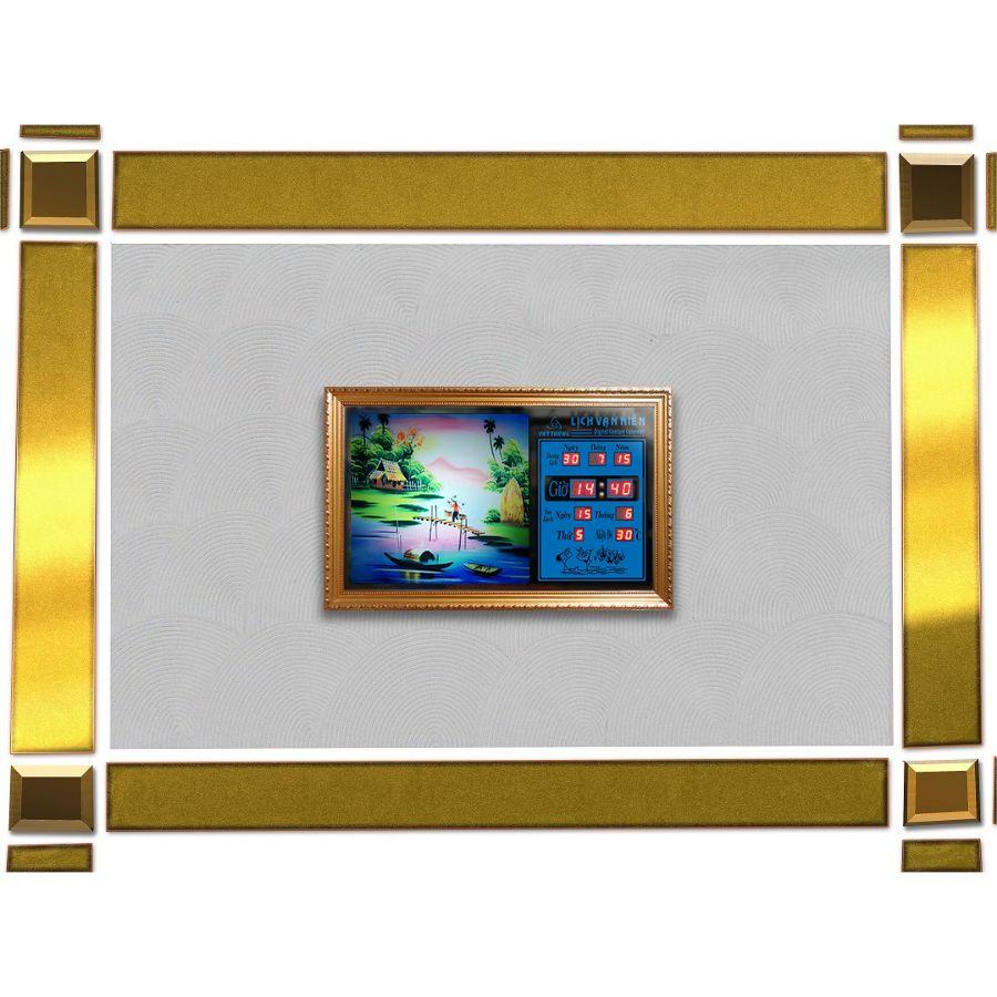 Đồng hồ lịch vạn niên Cát Tường 55443