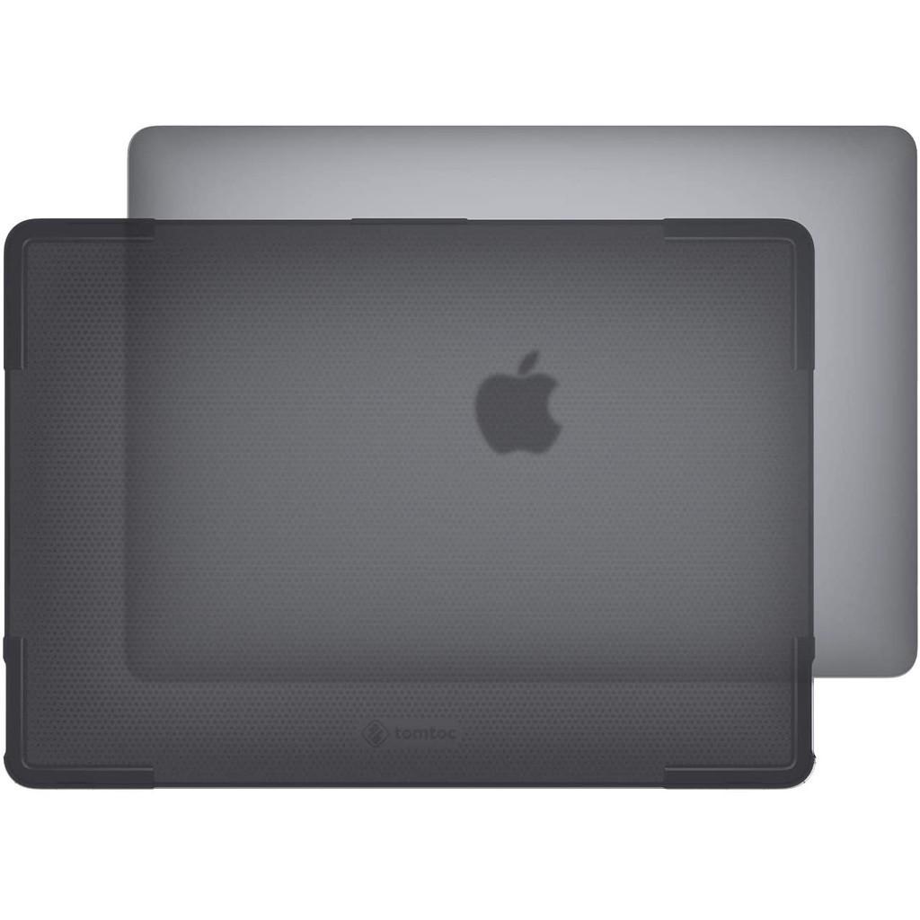 "Ốp Macbook cao cấp TOMTOC HardShell Slim for Macbook Air 13"" (2018-2021) Macbook Air M1 - Model A1932 , A2179 , A2337"