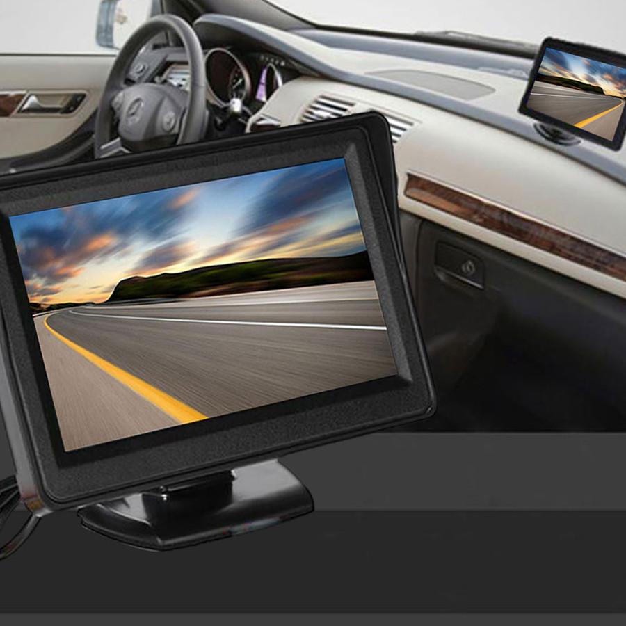 Màn Hình LCD Gắn Trong Ô Tô (4.3inch)