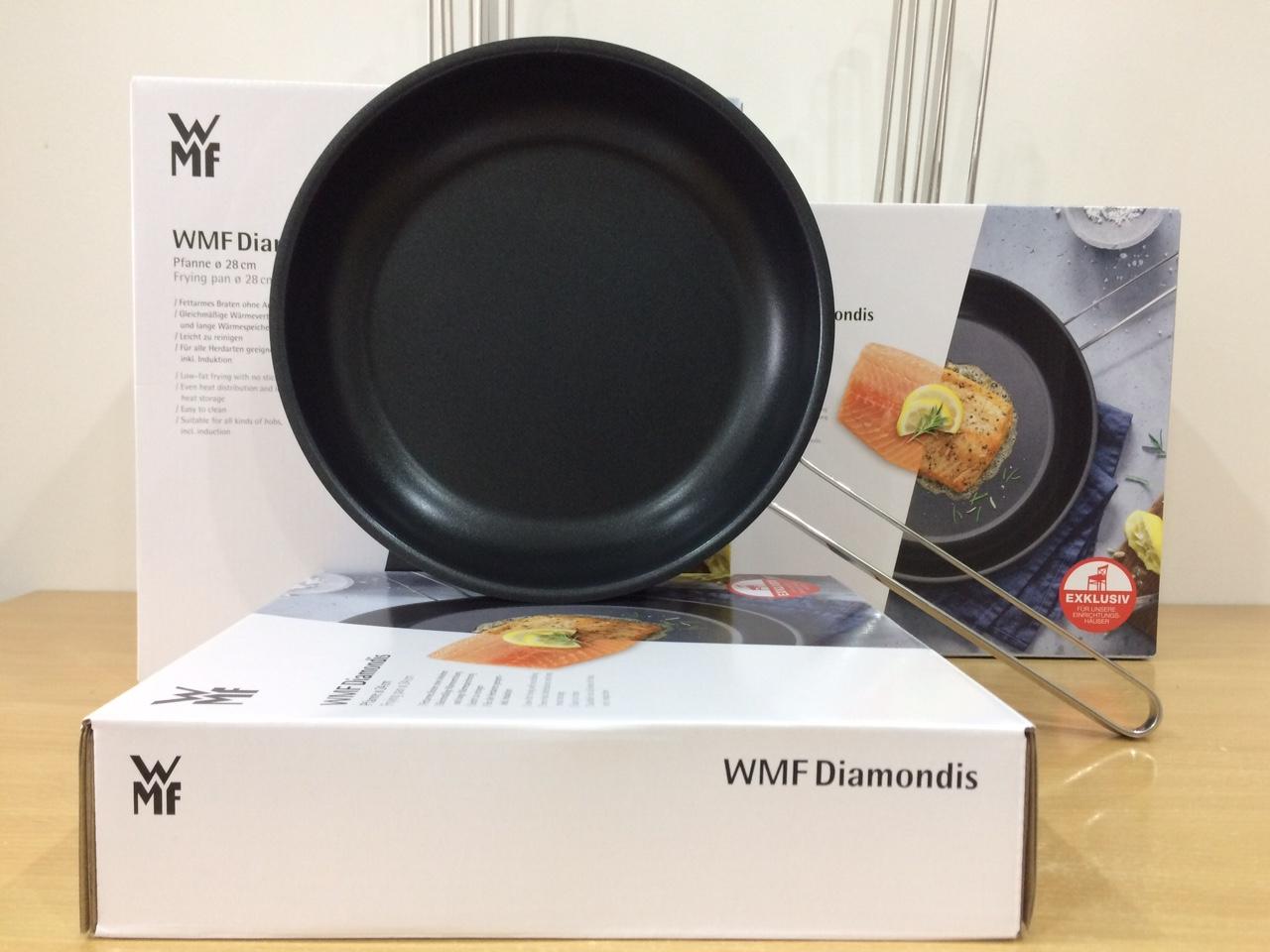 Cặp Chảo chống dính WMF Diamondis 24cm & 28cm