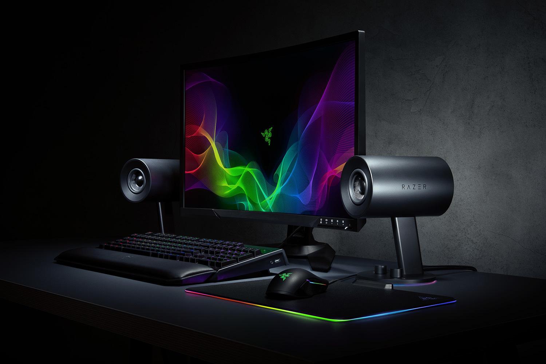 Bộ Loa Vi Tính Razer Nommo Chroma 2.0 Gaming Speaker - Hàng Chính Hãng
