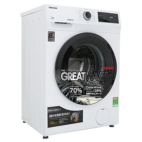 Máy Giặt Toshiba Inverter 8.5Kg TW-BK95S2V(WK) - Chỉ Giao Tại HN