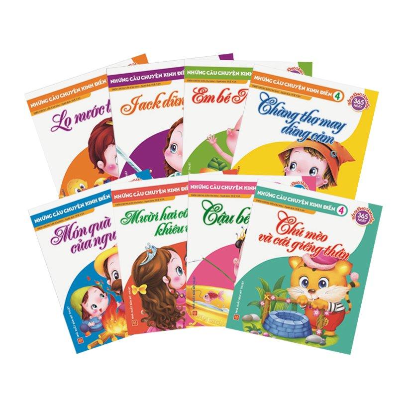 Sự kỳ diệu của màu sắc - Combo 4 cuốn Ehon Nhật Bản cho bé 0 - 6 tuổi ( Tặng kèm cuốn Câu Chuyện Kinh Điển )