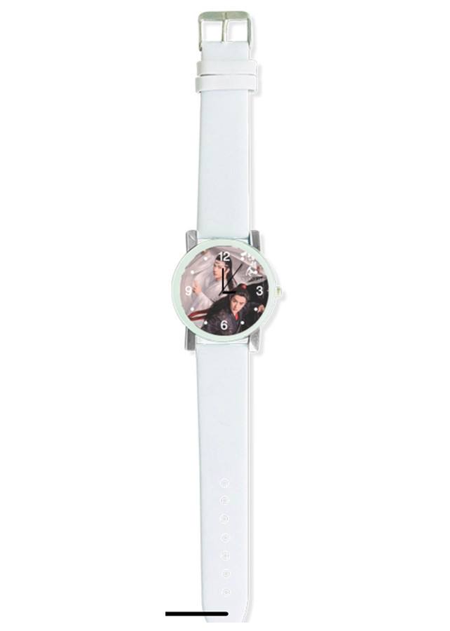 Đồng hồ đeo tay Trần tình lệnh ma đạo tổ sư đeo tay nam nữ thiết kế phong cách Hàn quốc thời trang cá tính sang trọng phù hợp đi học đi chơi