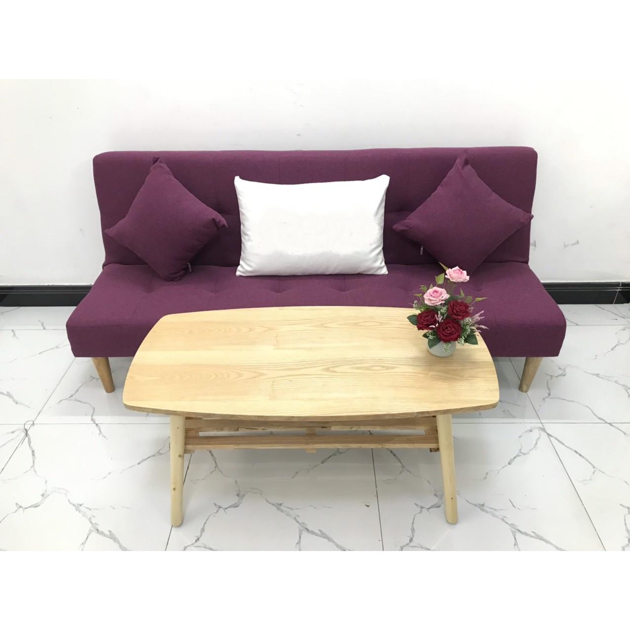 Bộ ghế sofa giường 1m7x90 sofa bed phòng khách linco25 sopha, salon